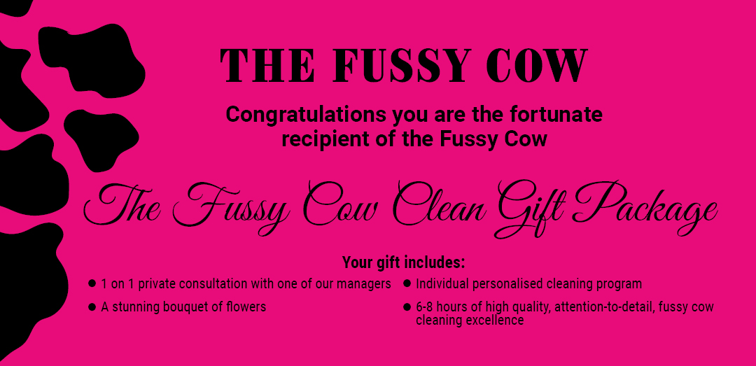 The Fussy Cow Clean Gift Package