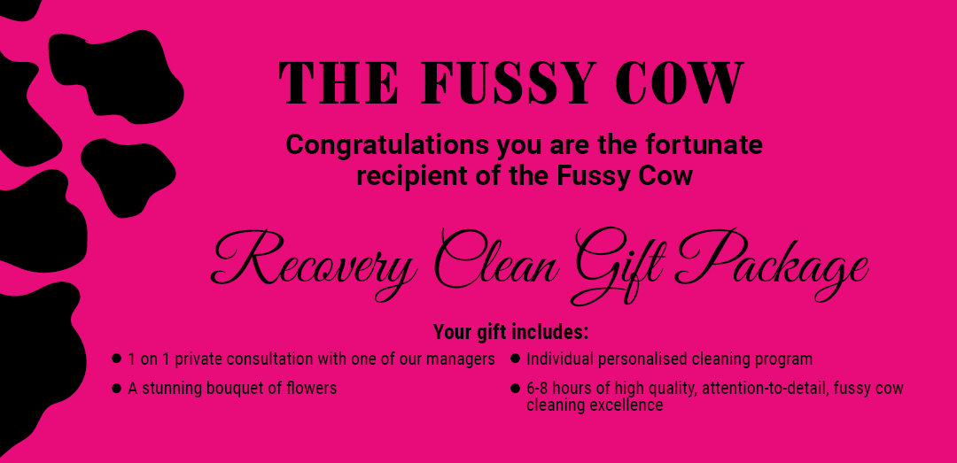 Recovery Clean Gift Package